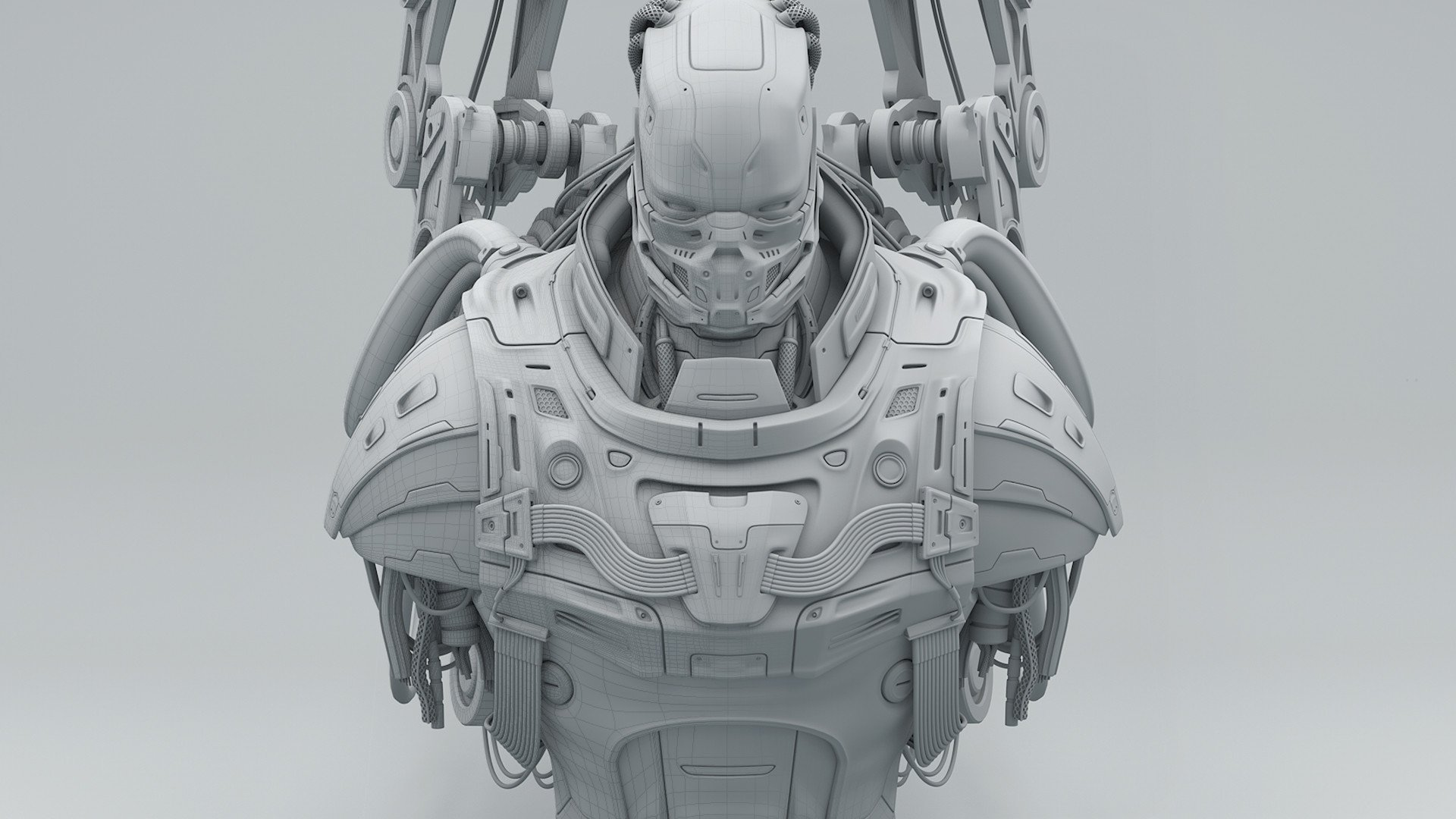 Hard Surface 3D Modeling in C4D - Elementza 3D Art Tutorials and